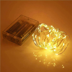 LED Waterproof Fairy String Lights  5m