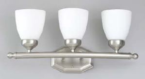 Trans Globe Lighting - 3 Light Bath Bar