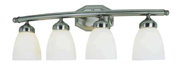 Trans Globe Lighting - Traditional 4 Light Vanity Bar