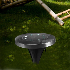 Waterproof Solar Powered Ground Lights