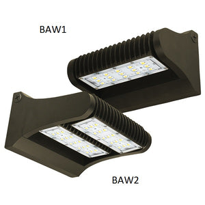 TRACE-LITE - BAW LED Wallpack