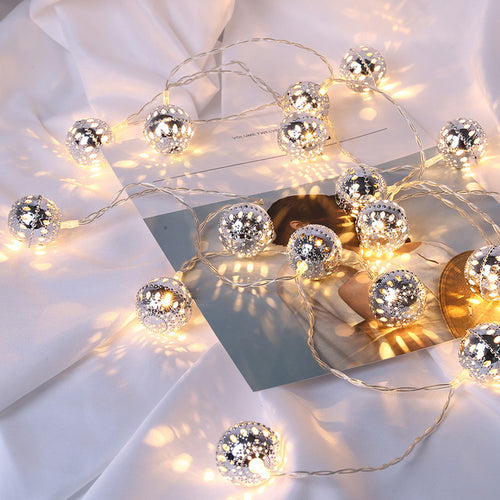 Ornament String Lights