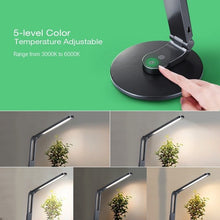 LED Desk Lamp Touch-Sensitive Control