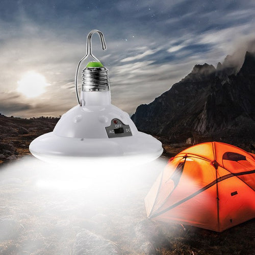 Solar Portable Camping LED Lamp