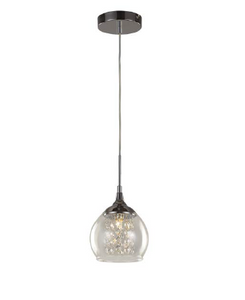 Trans Globe Lighting - Polished Chrome Mini Pendant