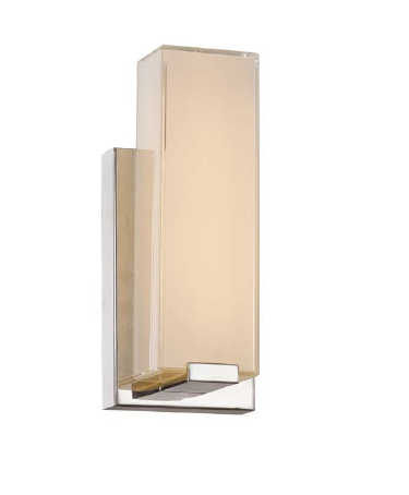 Trans Globe Lighting - Polished Chrome LED Wall Sconce