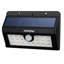 Mpow MSL7 Super Bright Solar Light 20 LED Security