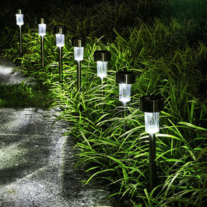 Solar LED Path Lights