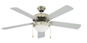 Trans Globe Lighting - 5 Blade Ceiling Fan with Light Kit