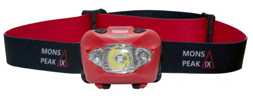 Mons Peak IX Minion 168 LED Headlamp
