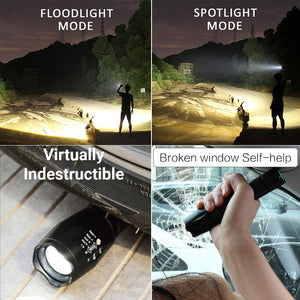 Ultra Bright Super Powerful Led flashlight