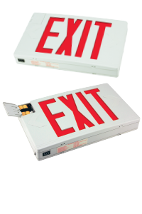 EXITRONIX - Thermoplastic LED Exit Sign