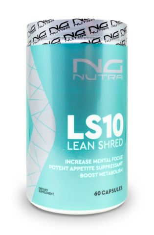 LS10, Lean shred, increase mental focus, appetite suppressant, boost meatboism