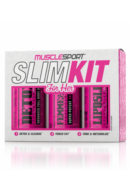 SlimKit 24hr Weight Loss System