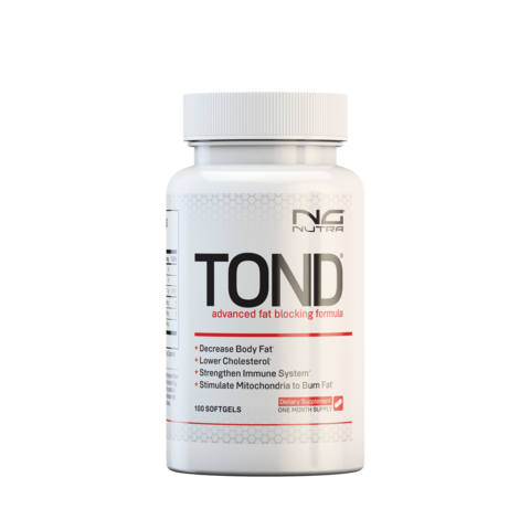 TOND, uses CLA and L Carnatine to increase lean muscle while decreasing fat.