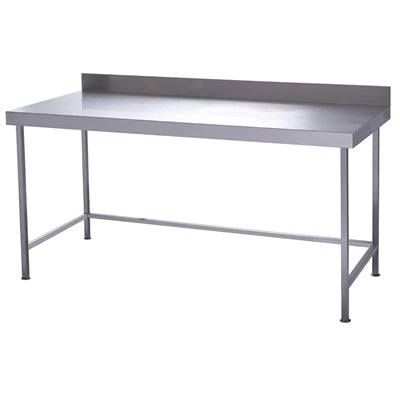 Parry Fully Welded Stainless Steel Wall Table 600mm x 600mm