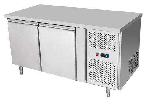 Atosa 2 Door Counter Fridge EPF3422GR