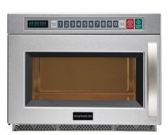 Daewoo 1500w Microwave Medium Duty *3 Year Full Warranty*