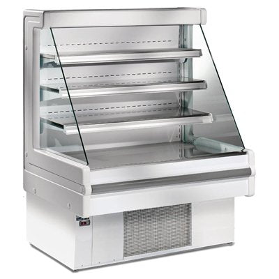 Zoin Mandy Low Profile Multi Deck Display Chiller 1000mm Wide
