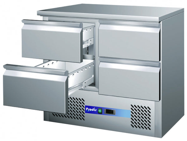 Prodis EC-4DSS Refrigerated Counter