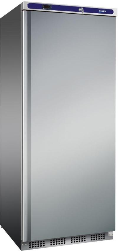 Prodis 600ltr Upright Refrigerator - Stainless Steel