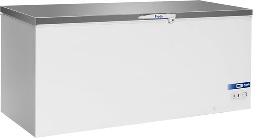 Prodis Arctic 650ltr Stainless Steel Lid Chest Freezer *5yr Full Warranty*