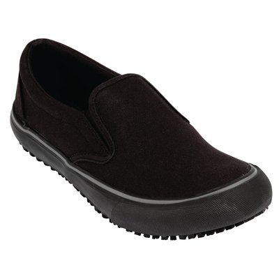 Shoes For Crews Ladies Coated Canvas Slip On