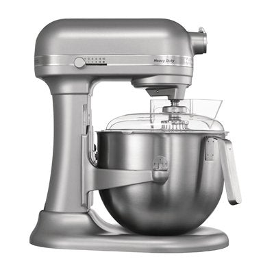 KitchenAid Heavy Duty Mixer Metallic Silver