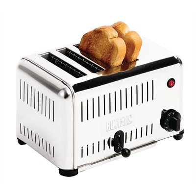 Buffalo 4 Slice Toaster