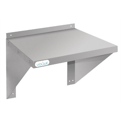 Stainless Steel Microwave Storage Shelf