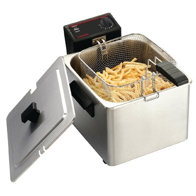 Caterlite Light Duty Single Tank Countertop Fryer 8Ltr