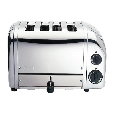 Dualit Bun Toaster 4 Bun Polished 43021