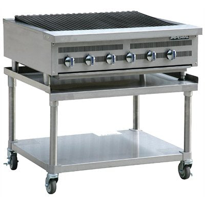 Imperial Radiant Natural Gas Chargrill IRBS-36-NG