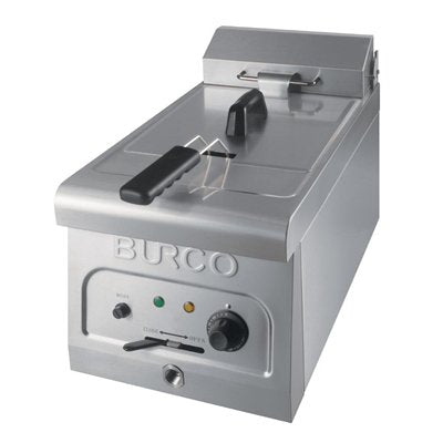 Burco Countertop Single Tank 6Ltr Fryer CTFR01