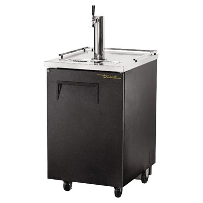 True Direct Draw Kegerator in Black TDD-1
