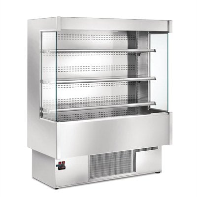 Zoin Silver SI Multi Deck Display Chiller