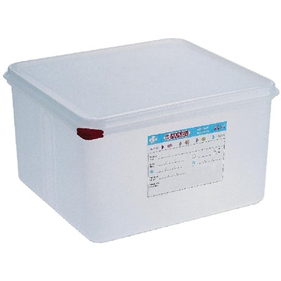 Araven 2/3 GN Food Container 19Ltr