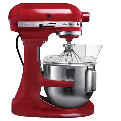 KitchenAid K5 Commercial Mixer Red