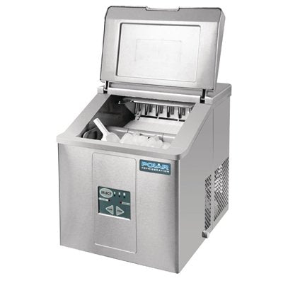 Polar Countertop Ice Machine 17kg Output