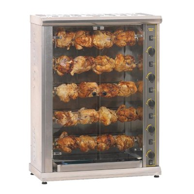 Roller Grill Electric Rotisserie RBE 200