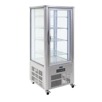 Polar Patisserie Display Cabinet 400 Ltr