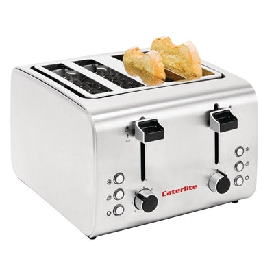 Caterlite 4 Slice Toaster