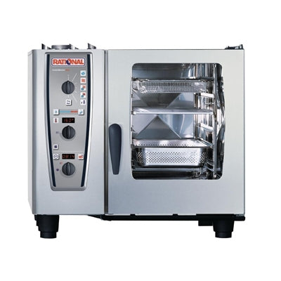 Rational Combimaster Plus Oven 61 Propane Gas