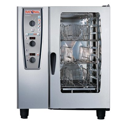 Rational Combimaster Plus Oven 101 Propane Gas