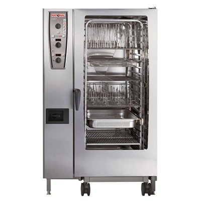 Rational Combimaster Plus Oven 201 Propane Gas