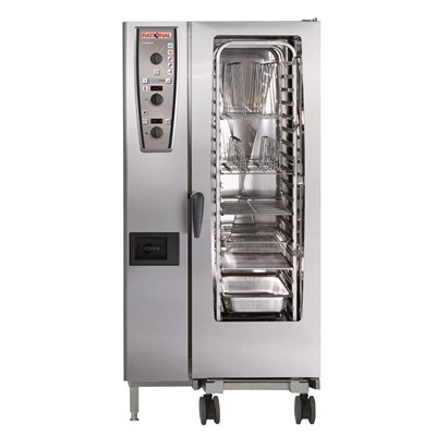 Rational Combimaster Plus Oven 202 Propane Gas
