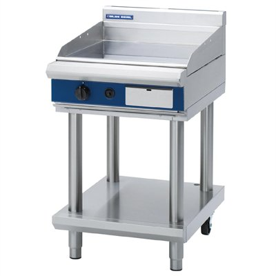 Blue Seal Evolution Griddle with Leg Stand 600mm