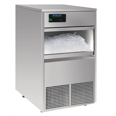 Polar Bullet Ice Maker 50kg Output
