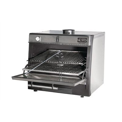 Pira 90 LUX Charcoal Oven Stainless Steel