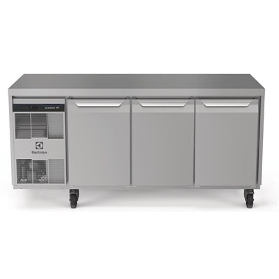 Electrolux ecostore HP 3 Door Counter Fridge